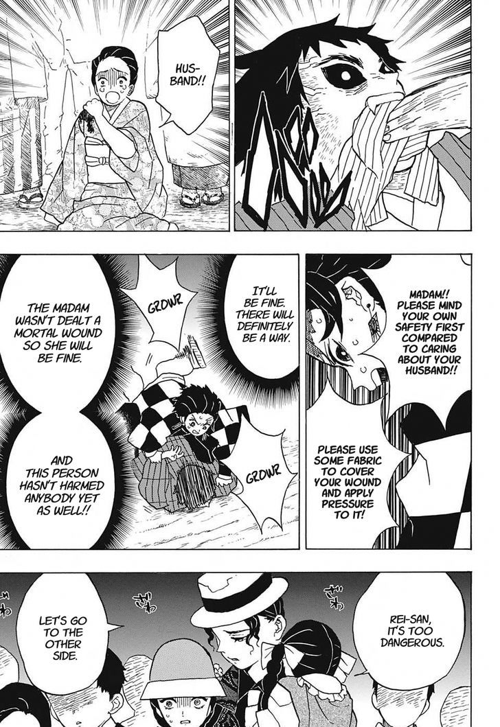 DEMON SLAYER: KIMETSU NO YAIBA CHAPTER 14 180