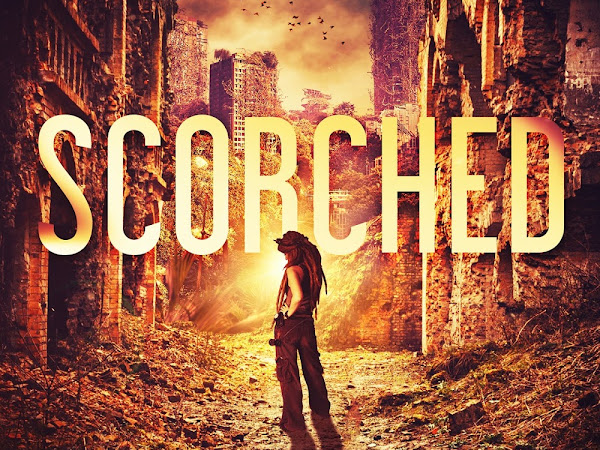 Cover Reveal: Scorched: The Last Nomads