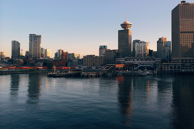 Vancouver Canadá ciudad para estudiar inglés