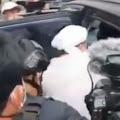Alhamdulillah HMRS Bukan Di Tendang Polisi, Ini Klarifikasinya
