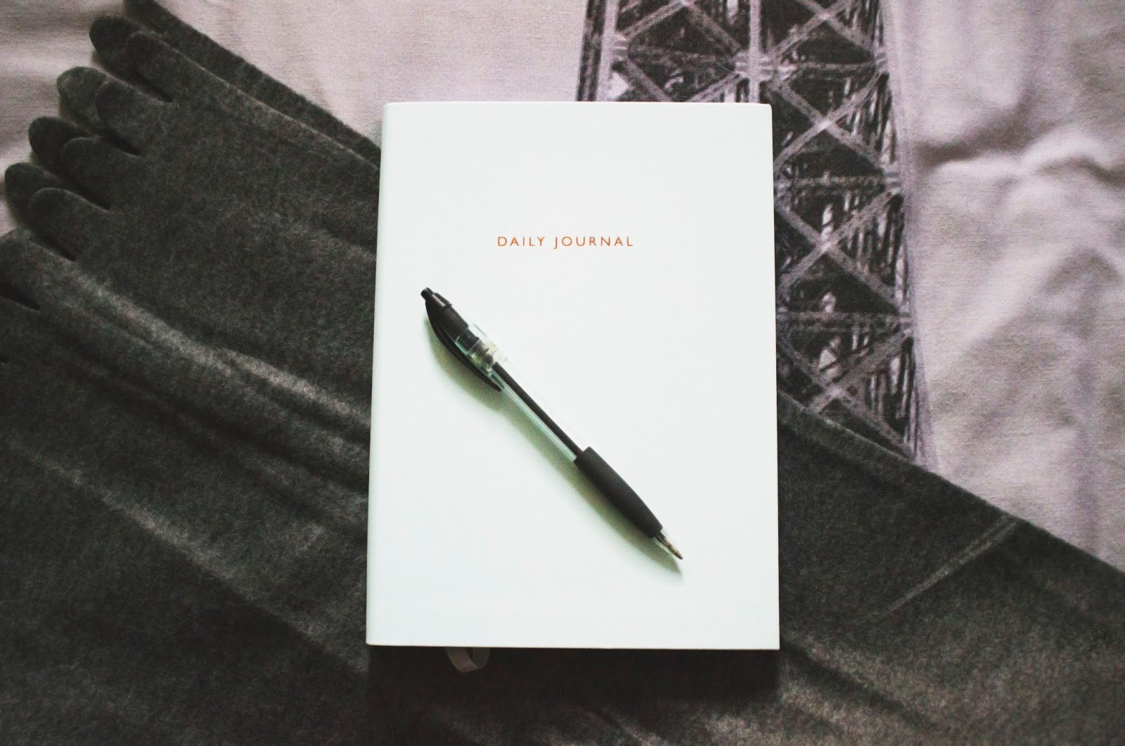 Ohh Deer Journal, Urban Outfitters Journal, Journalling, Katie Writes, Stationery, Katie Writes Blog,