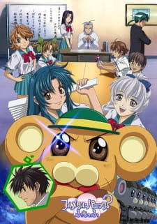 Full Metal Panic SS3 – Siêu Chiến Giáp 3 - Anime Full Metal Panic Fumoffu VietSub
