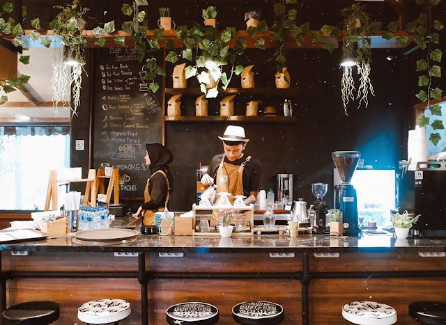 Cafe Terbaru Di Bogor
