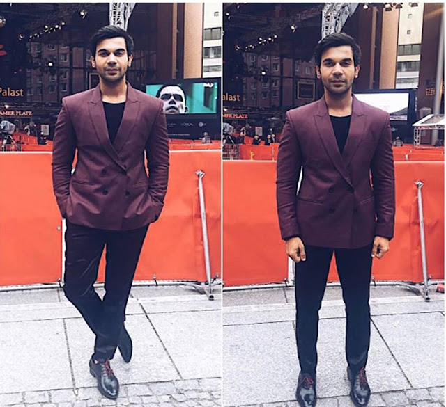 Spotted : Rajkumar Rao in Alberto Torresi Shoes