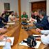 Primera reunión de coordinación del Corpus Chriti 2017