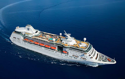 Empress of the Seas brings crew members home southampton is first call