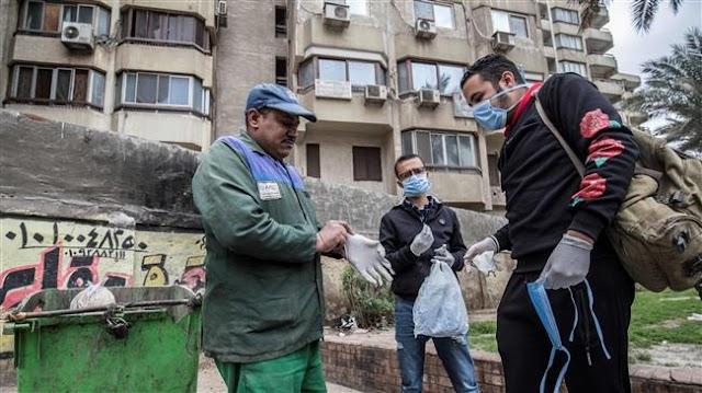 Egypt seeks aid from International Monetary Fund amid coronavirus-induced economic downturn