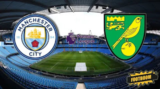 «Манчестер Сити» — «Норвич Сити»: прогноз на матч, где будет трансляция смотреть онлайн в 18:00 МСК. 26.07.2020г.