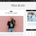 [Free Download] TrueBlog Blogger Template - True Blog Theme