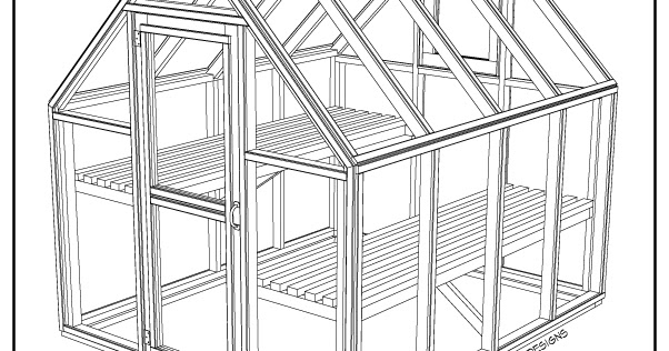 Bepa's Garden: Greenhouse Plans Now Available!