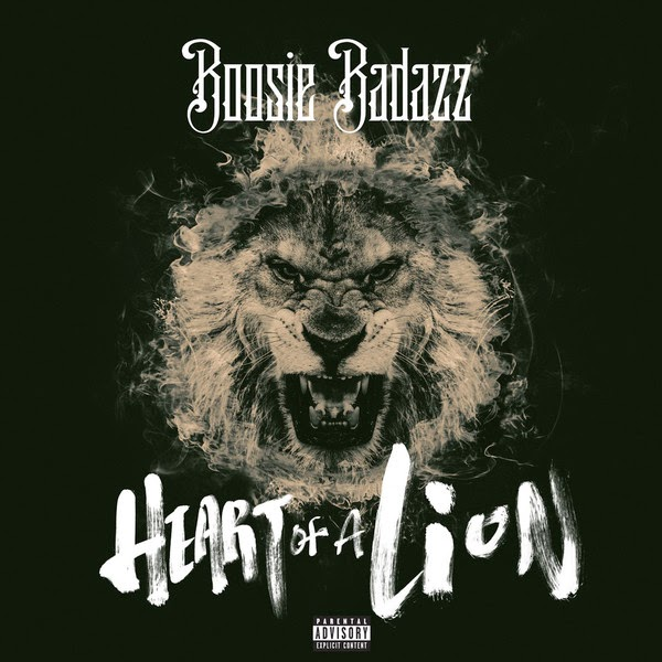 Boosie Badazz - Heart of a Lion - Single  Cover