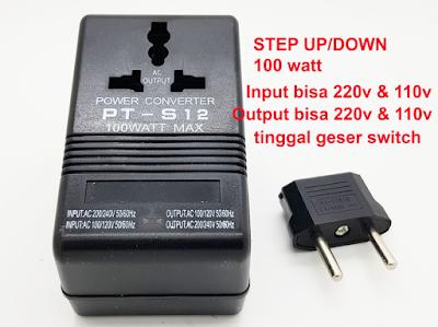 Adaptor Step Up dan Step Down
