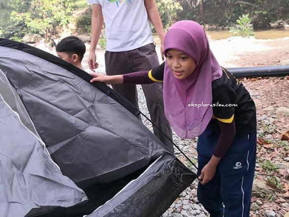 Berkelah Di Hutan Lipur Gunung Pulai Johor