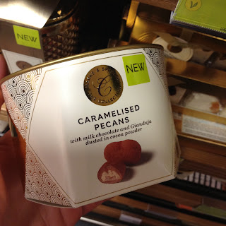 Marks & Spencer Caramelised Pecans