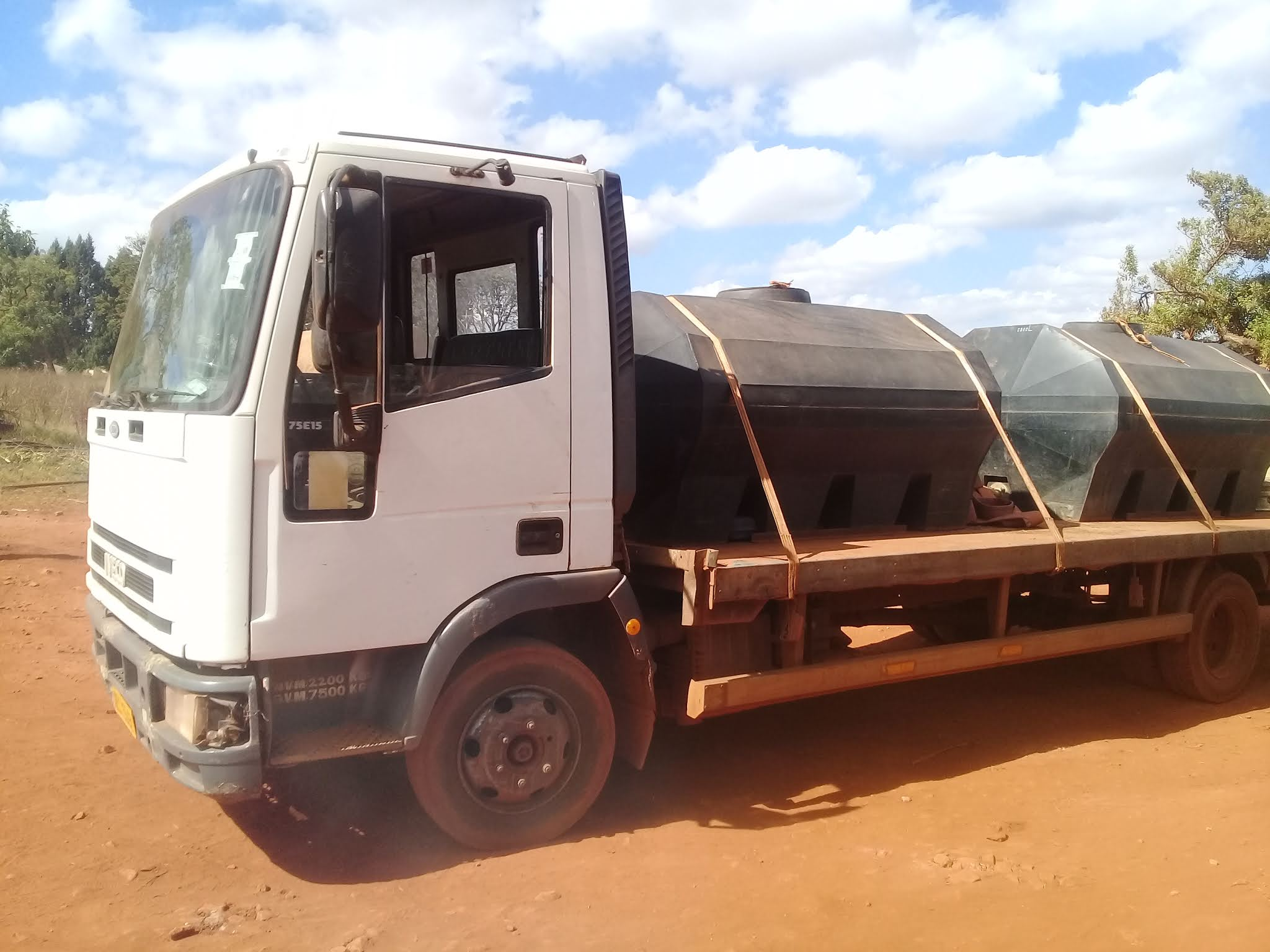 Harare Bulk Water Suppliers 0774114274 Bulk Water Delivery 24 Hour Breakdown Towing Recovery