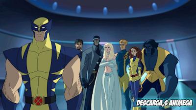 Wolverine y los X Men 26/26 Audio: Latino Servidor: Mega