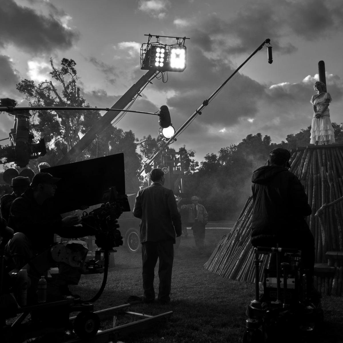 MANK, la película en blanco y negro de David Fincher para Netflix sobre el viejo Hollywood