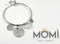 Logo Vinci gratis uno dei gioielli MOMI' Jewelry a tua scelta