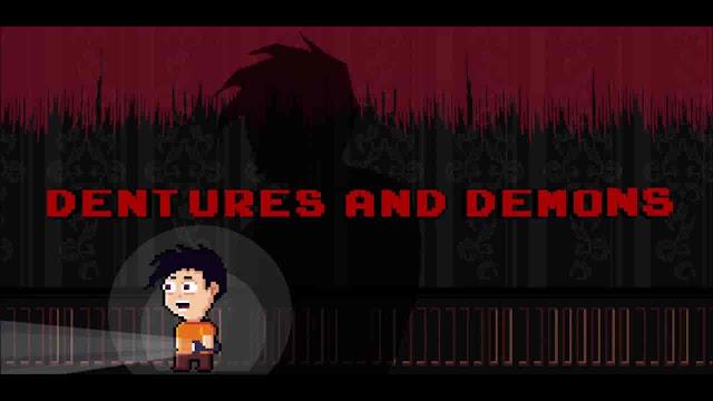 Dentures And Demons V1.0.54 MOD APK – KİLİTLER AÇIK
