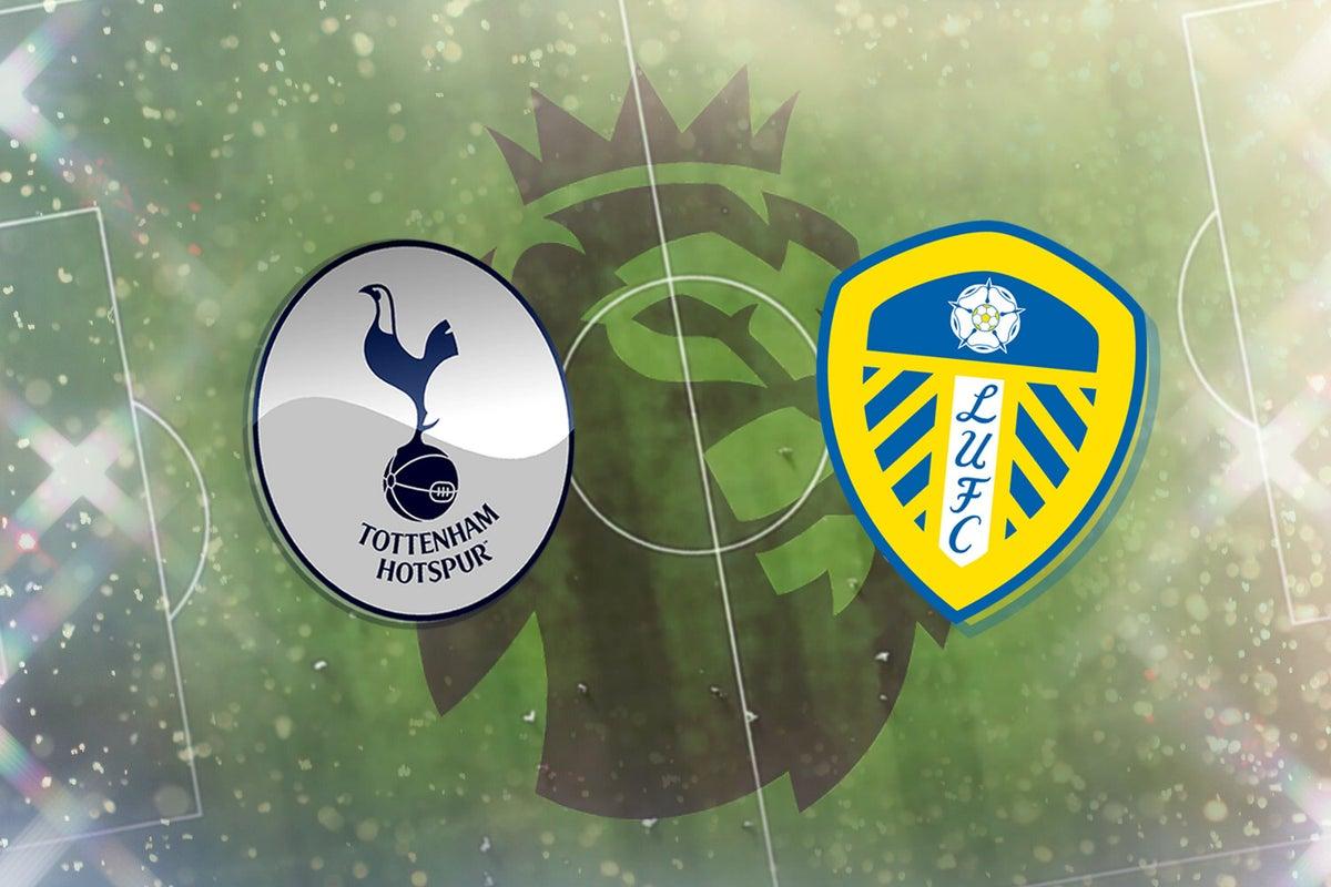 بث مباشر مباراة توتنهام وليدز يونايتد