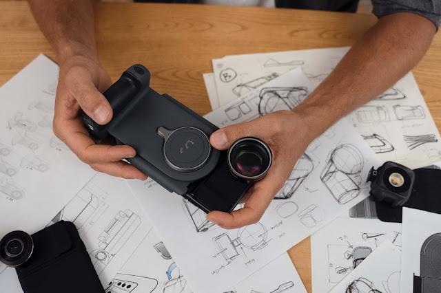 【攝影器材】手機就是專業相機,ShiftCam ProGrip 手機攝影全新體驗 - ProGrip 握把,會是 2020 年最值得期待的手機週邊