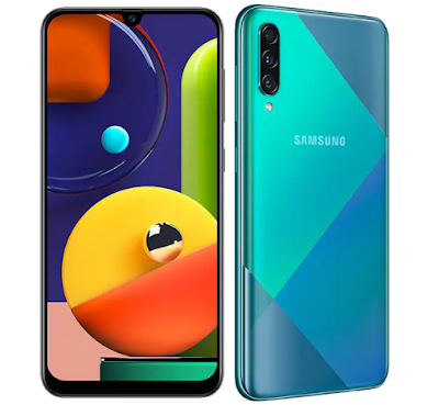 Review Samsung Galaxy A50s (6GB/128GB)