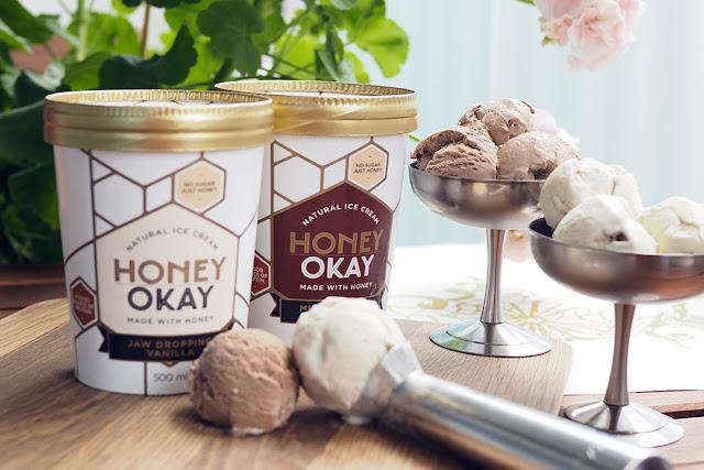 Honey Okay – makeaa elämää luonnollisesti ilman valkoista sokeria