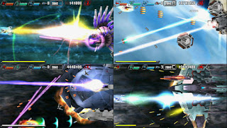 download Darius Burst (Japan) Game PSP For Android - www.pollogames.com
