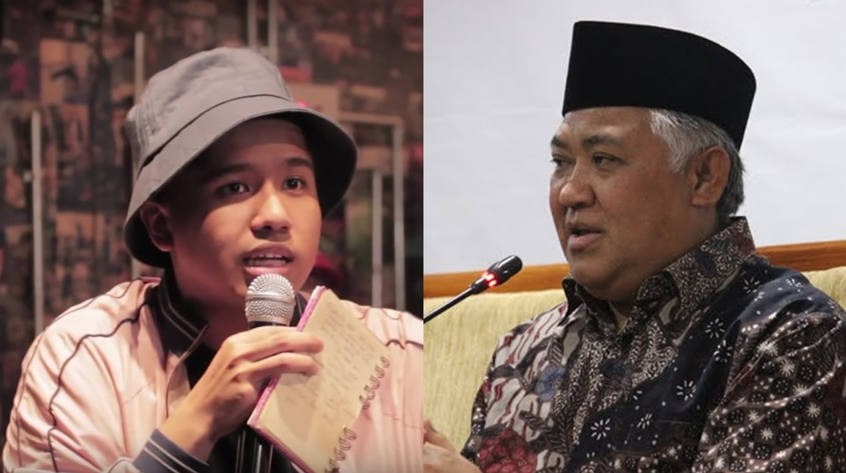 Joshua - Din Syamsuddin