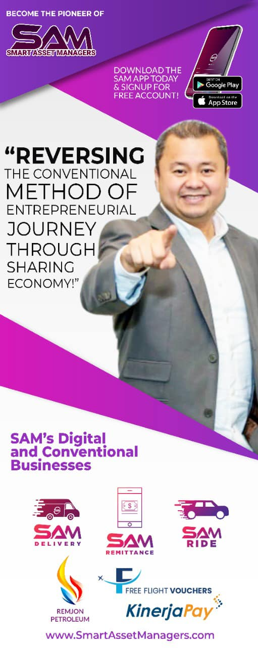 S.A.M. Business in PH gets BSP's initial endorsement