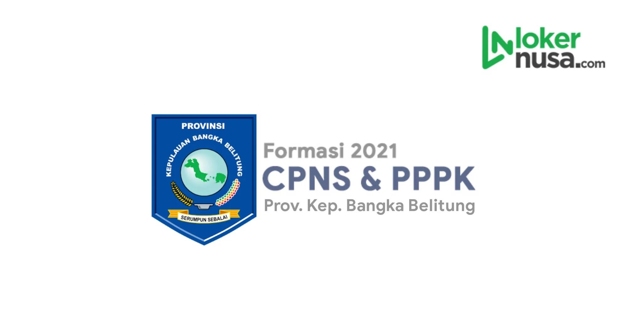 CPNS Bangka Belitung