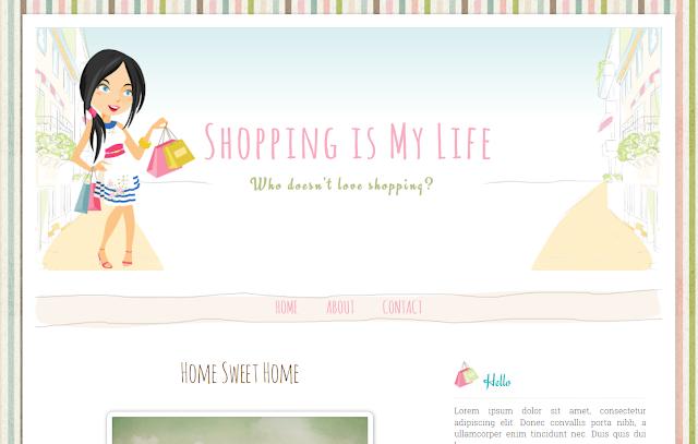 design blogger templates