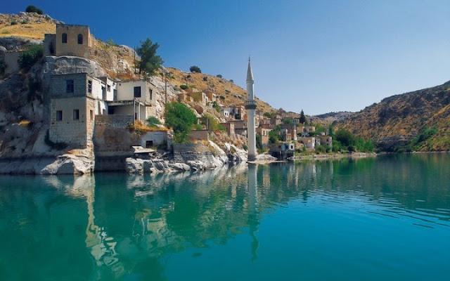 Sungai Eufrat Kering Tanda Kiamat, Benarkah?