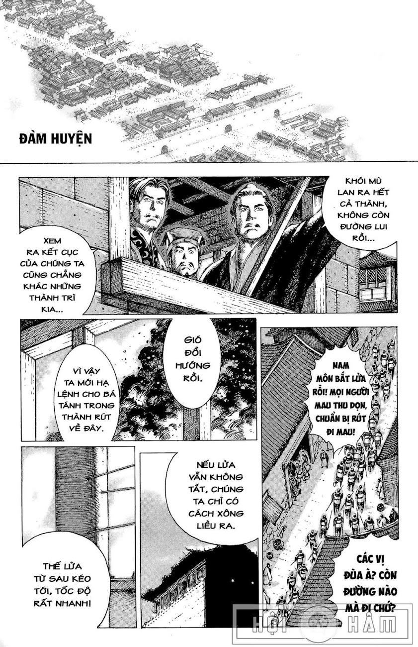 Hỏa phụng liêu nguyên Chương 95: Kẻ ngốc trong đám dại khờ (Beta) trang 1