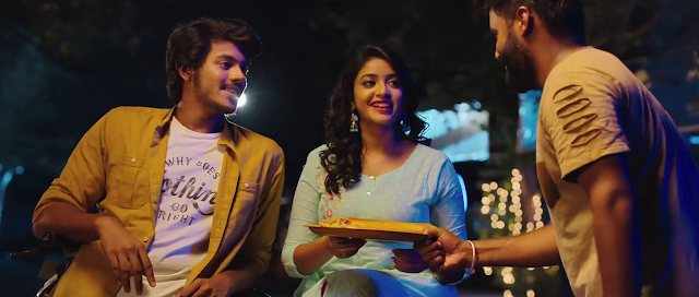 Rajdoot (2019) Hindi Dubbed 720p HDRip