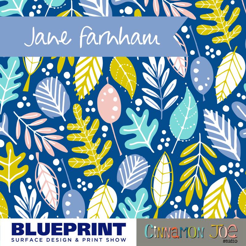 Print Amp Pattern Blue Print 2016 Jane Farnham