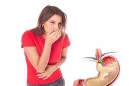 Tanda-tanda dan gejala asam lambung