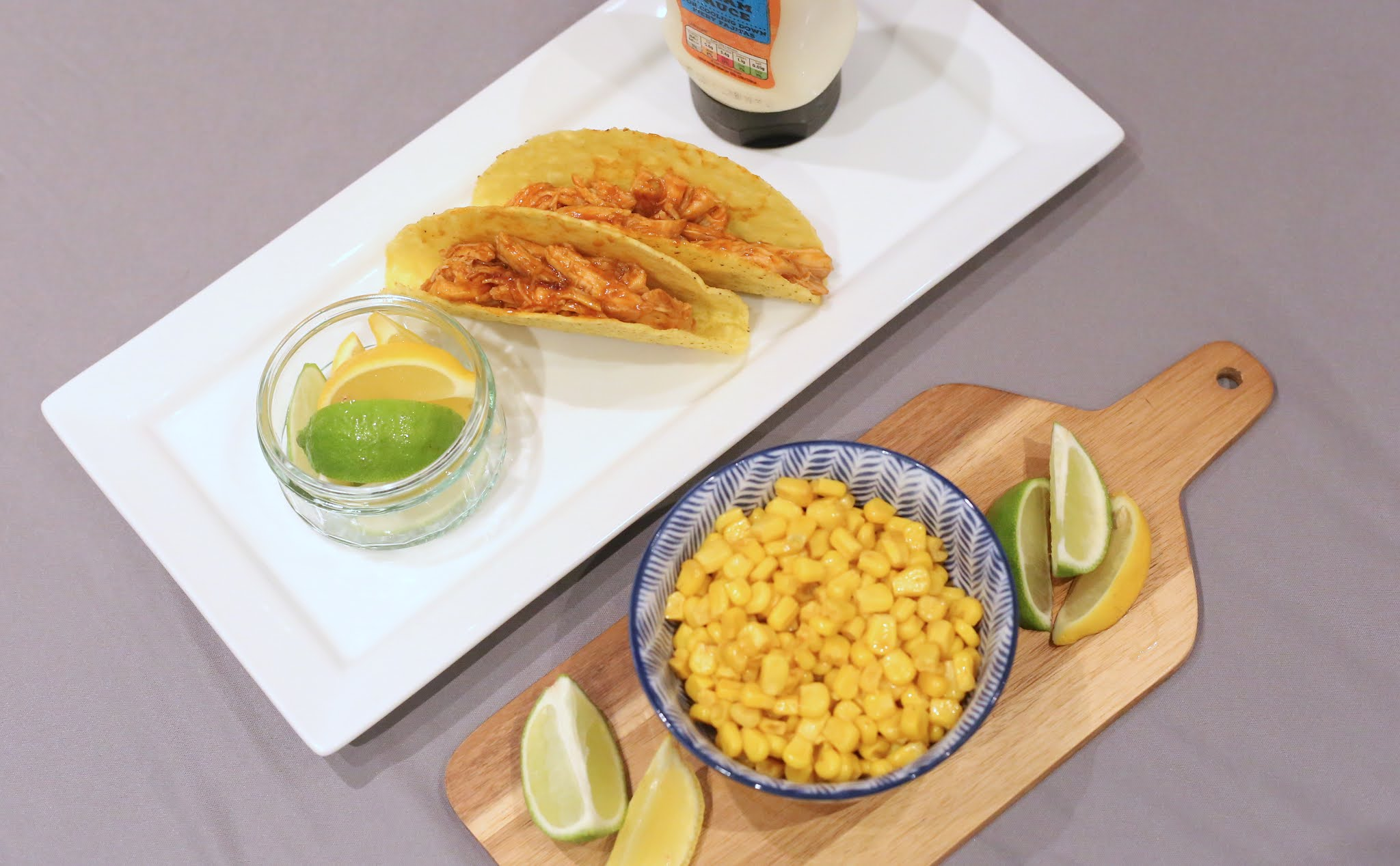 Recipe Bbq Pulled Chicken Tacos Fatima Writes Leicester Lifestyle Blog