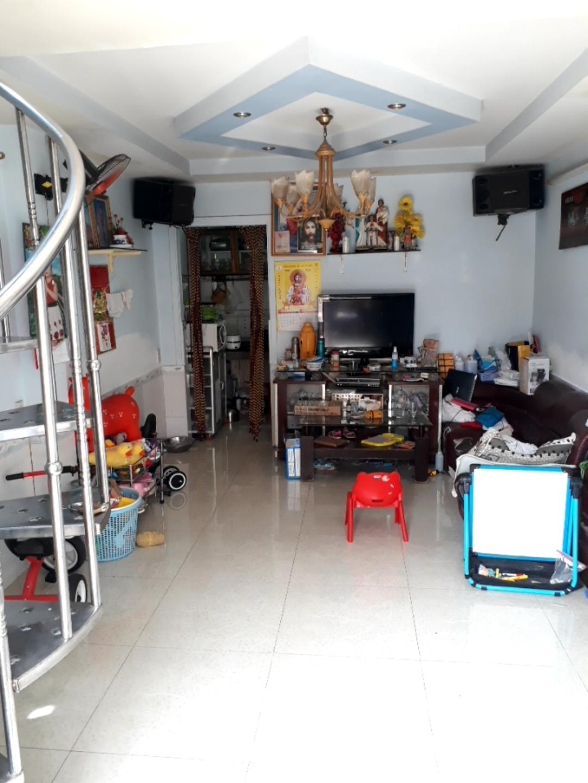 Bán nhà hẻm Quốc lộ 50 xã Bình Hưng huyện Bình Chánh