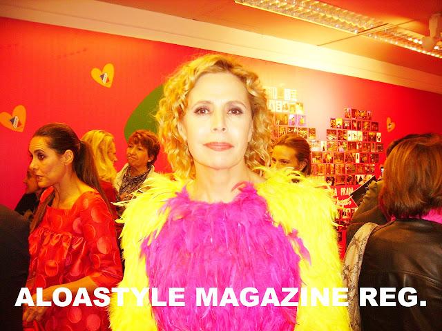 Agatha Ruiz de la Prada. Un cumpleaños muy especial: