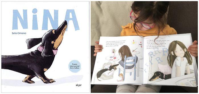 Cuentos infantil regalar navidades 3 a 5 años Nina Algar