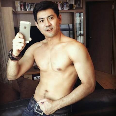 Naughty Asian Teen In The Mens Bathroom