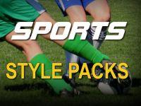 Sports Slide Styles