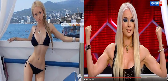 Do you Remember the 'Human Barbie'? This Is How She Looks Like Now!