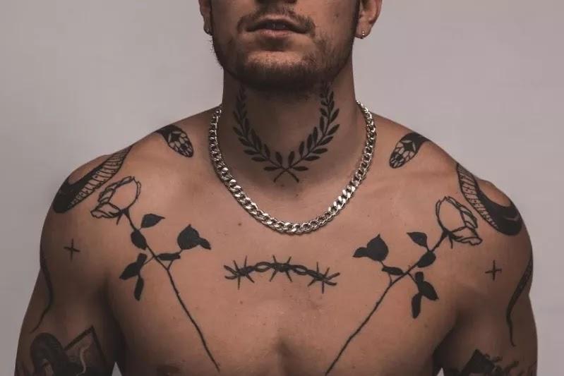 Willie whey neck Tattoo