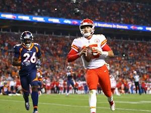Patrick Mahomes Membuktikan Bahwa Dia Benar-benar Menangani Permainan Pemenang Chiefs Melawan Broncos