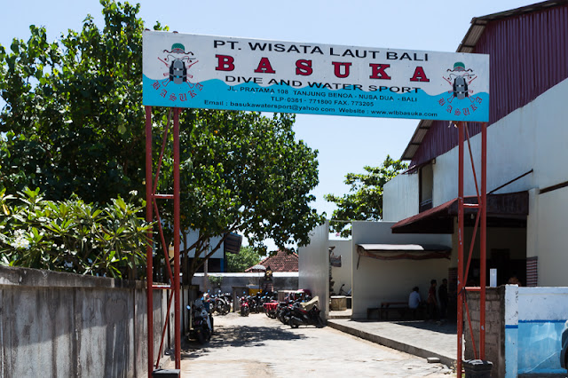 Tour Operators basuka dive and water sports in Nusa Dua bali indonesia