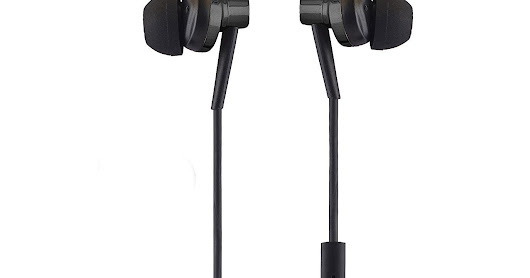 Amazon – Buy Sound One 007P In Ear Earphones with MIC (Black) at Rs. 449