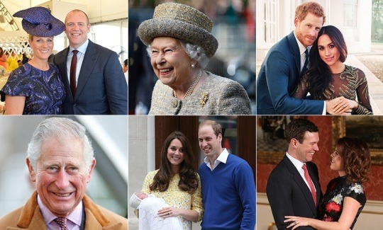 The Six Big Royal Events Of 2018 We Can't Wait For
