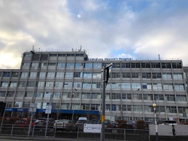 Amniocentisis at Birmingham Womens Hospital - Fetal Medicine
